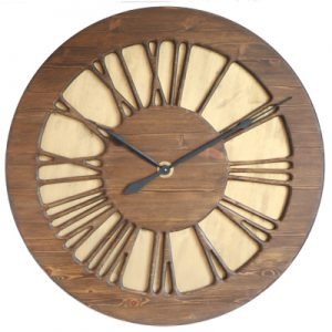 Handmade Luxury Wall Clock