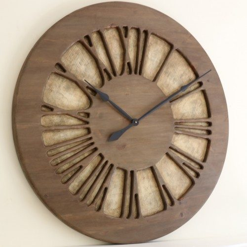 Large Centrepiece Wall Clock