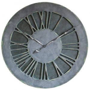 Denim Wall Clock