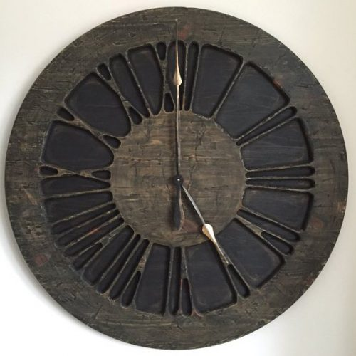 Statement Wall Clock