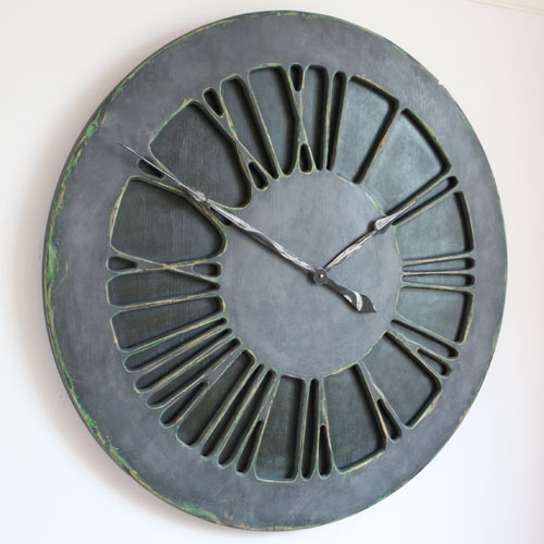 Large Handmade Wall Clocks