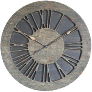 Large Statement Wall Clock
