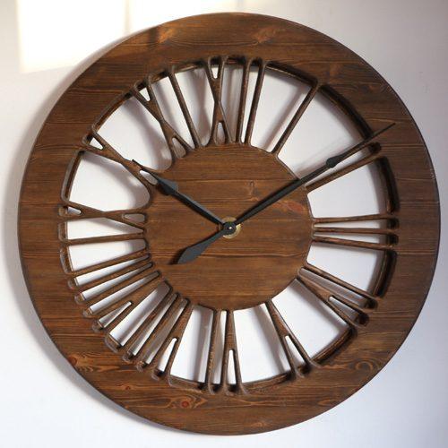 "40"" Vintage Skeleton Clock"