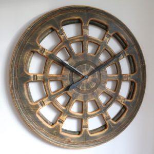 artistic large round clock