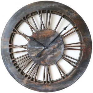 Large Contemporary Clock