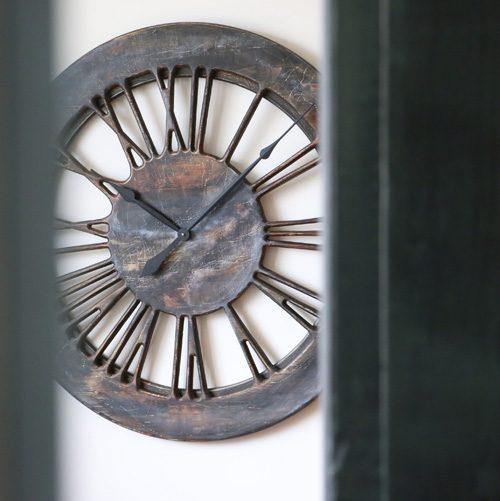 Beautiful Large Contemporary Clock