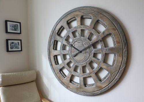 Handmade Massive Wall Clock