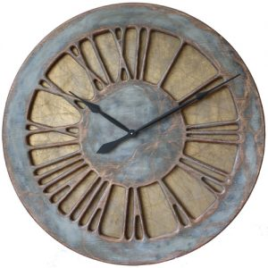 very large wall clock for living room