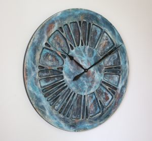 rzymski zegar ozdobny do sypialni
