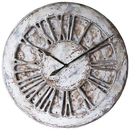 unique shabby chic clock