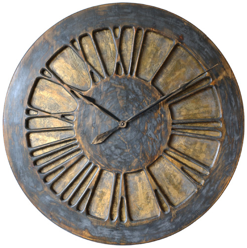 Large Decorative Wall Clock