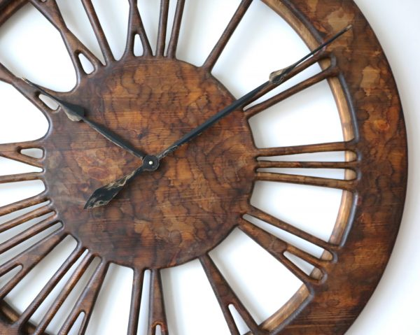 Vintage Wall Clock Zoom