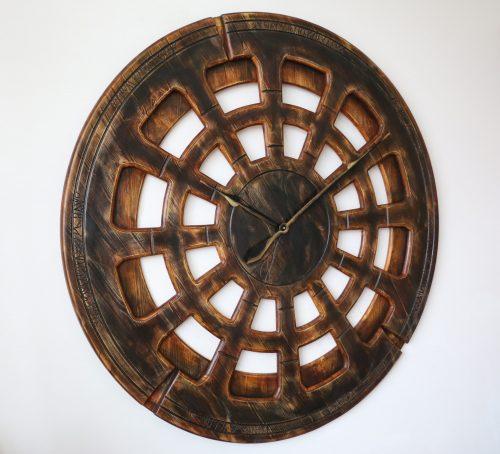 Wielki Zegar Dekoracyjny Do Salonu