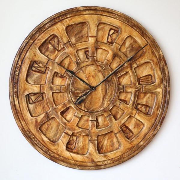 Large Wall Clock for Lounge