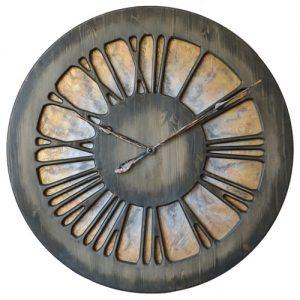 Duży Artystyczny Zegar Ścienny