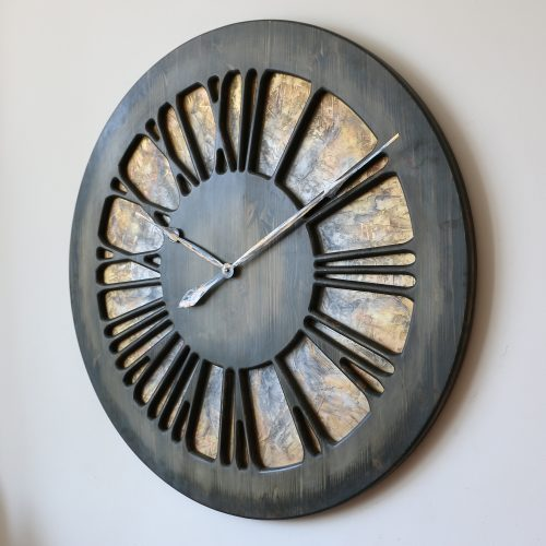 Wooden Artistic Wall Clock