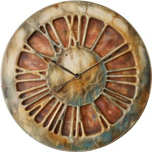 large wall clock for kitchen
