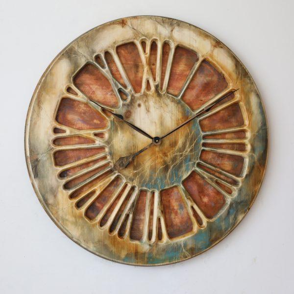 Zegar Designerski z Cyframi Rzymskimi na Zamówienie