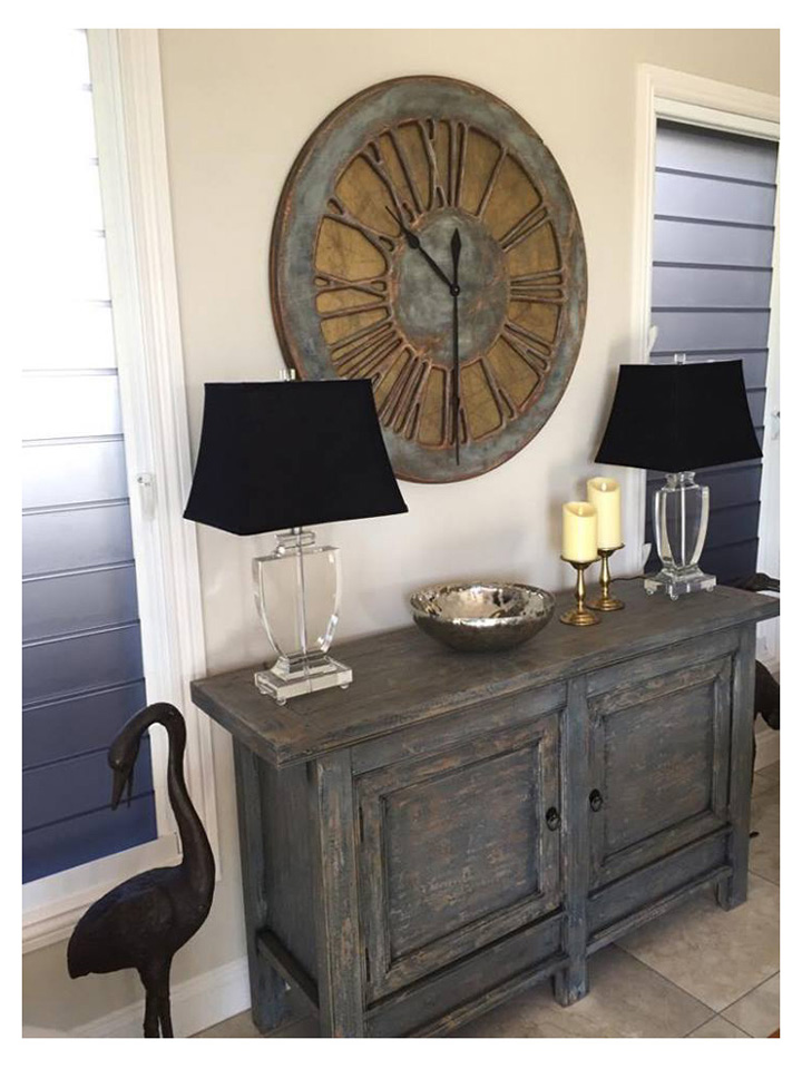 Large Decorative Clocks Statement Art Handmade Uk