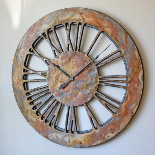 Duży zegar ścienny do kuchni