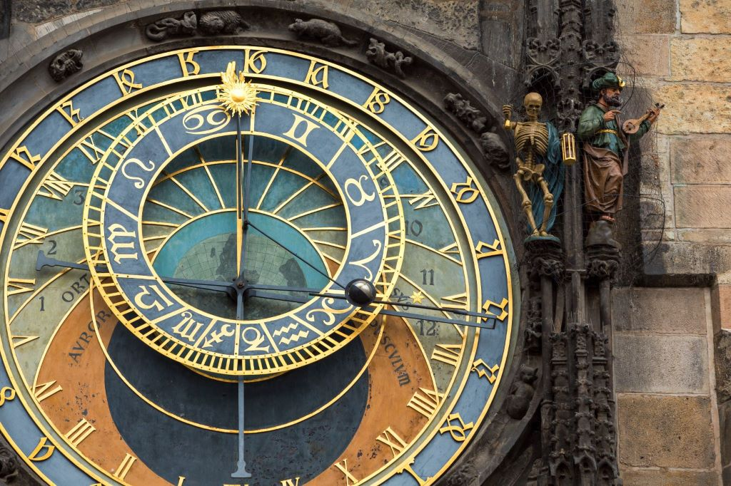 history of clocks